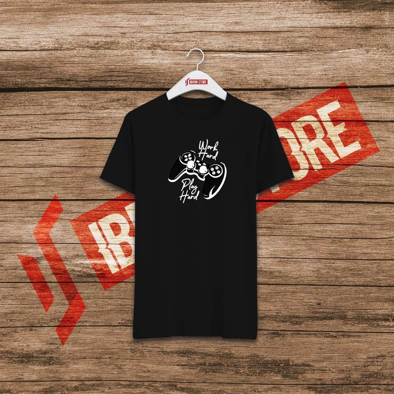 Környakas póló (Fekete)